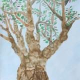 「さつまいも みたいな木」佳作 小原 穂波西中音更小学校