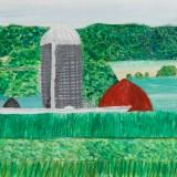 「農村の風景」小森 満里愛東士幌小学校